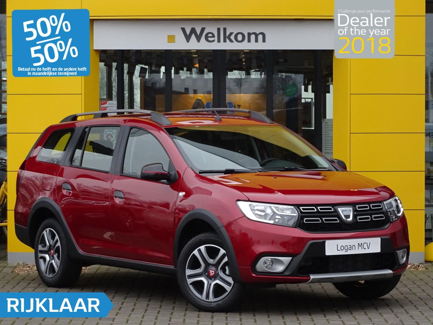 Dacia Logan Mcv tce 90pk tech road private lease prijs