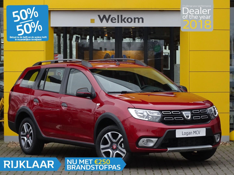 Dacia Logan Mcv tce 90pk tech road private lease prijs
