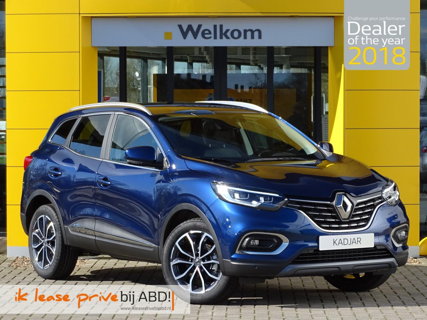 Renault Kadjar Phase 2 tce 140pk intens private lease prijs