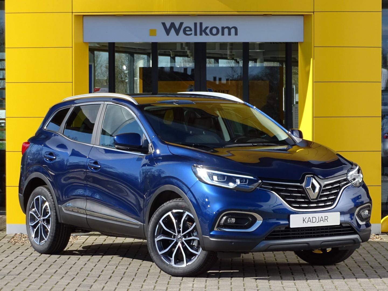 Renault Kadjar Phase 2 tce 140pk intens private lease prijs