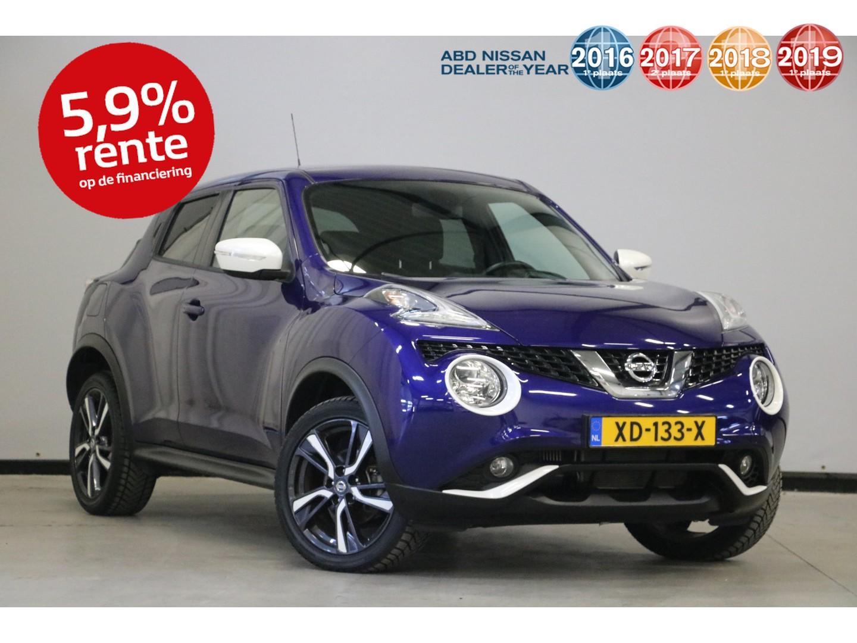 Nissan Juke Dig T 115pk Connect Bij Abd Renaultnissan Heerenveen