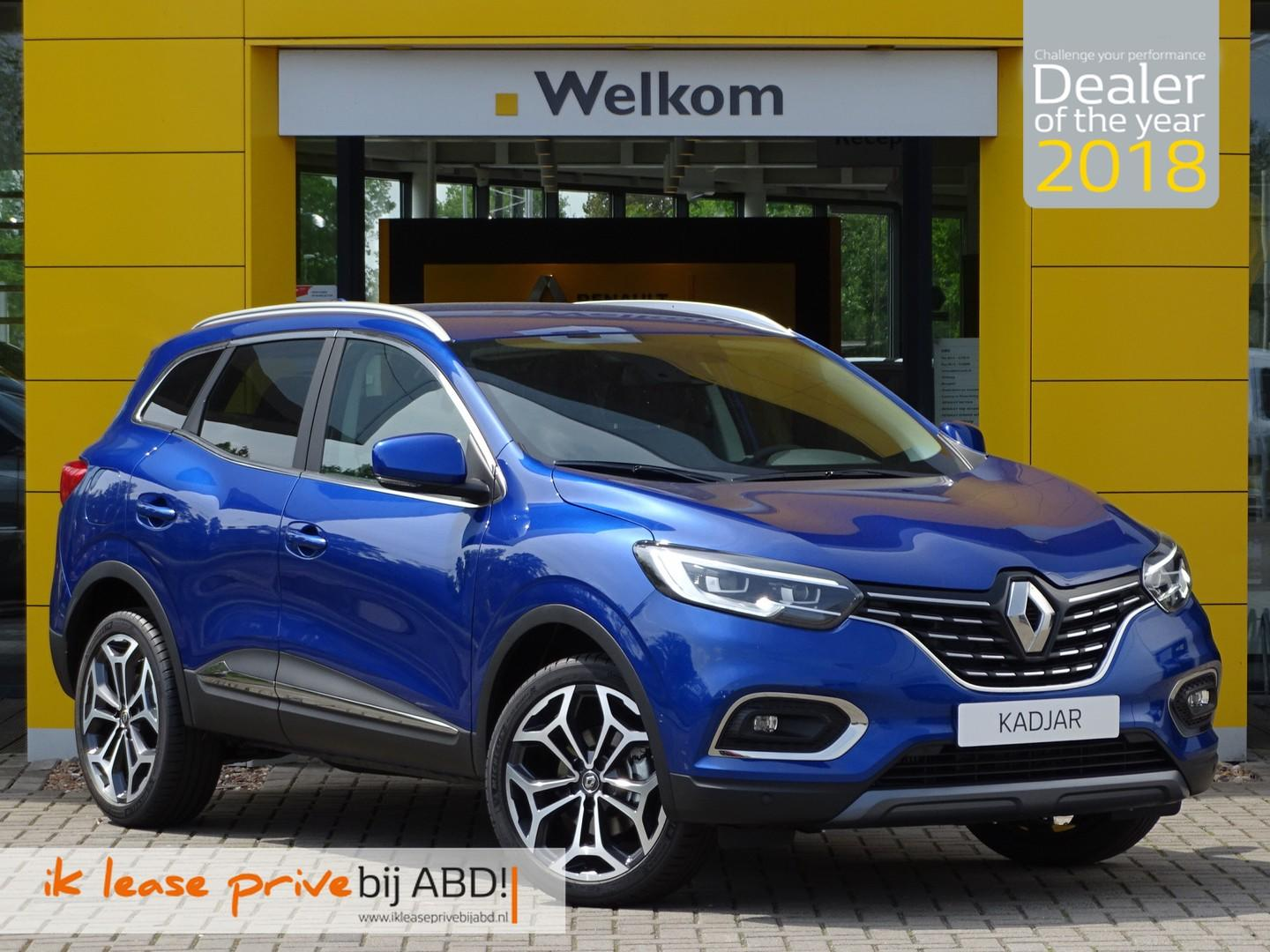 Renault Kadjar Phase 2 tce 160pk intens private lease prijs