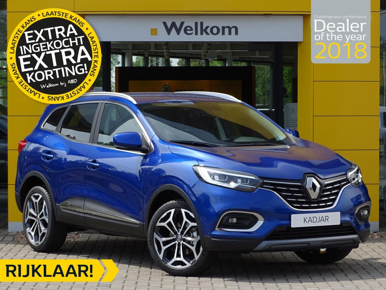 Renault Kadjar Phase 2 tce 160pk intens normaal rijklaar 35.495,- nu rijklaar 32.895,-