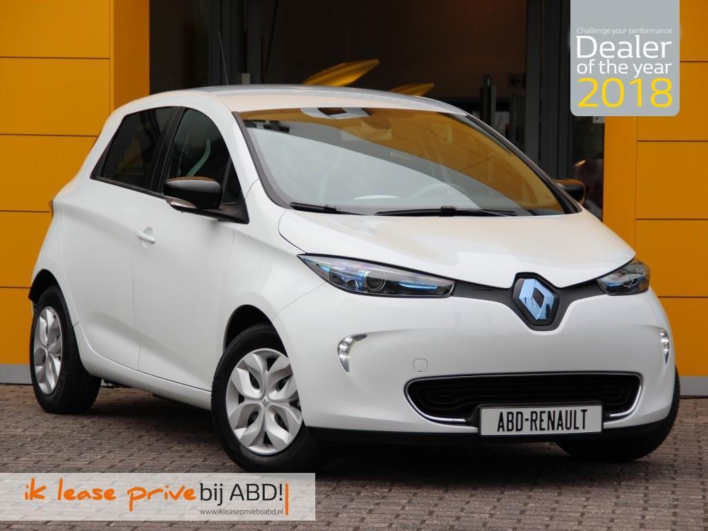 Renault Zoe R90 life z.e. 40 * private lease * private lease op basis van 60mnd / 10.000km per jaar