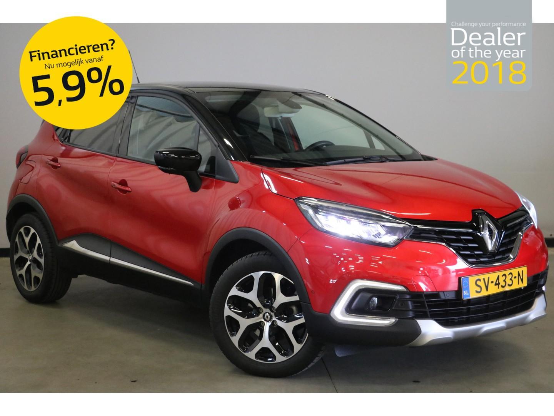 Renault Captur 1.2 tce 120pk edc intens