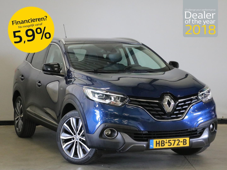 Renault Kadjar 1.5 dci 110pk bose