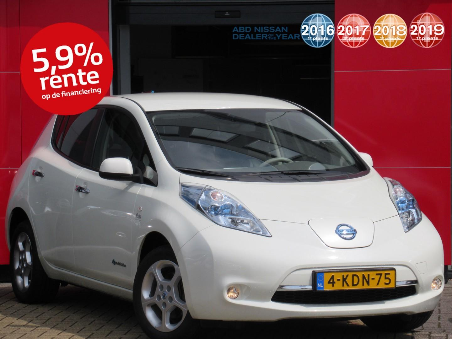 Nissan Leaf 22kwh base