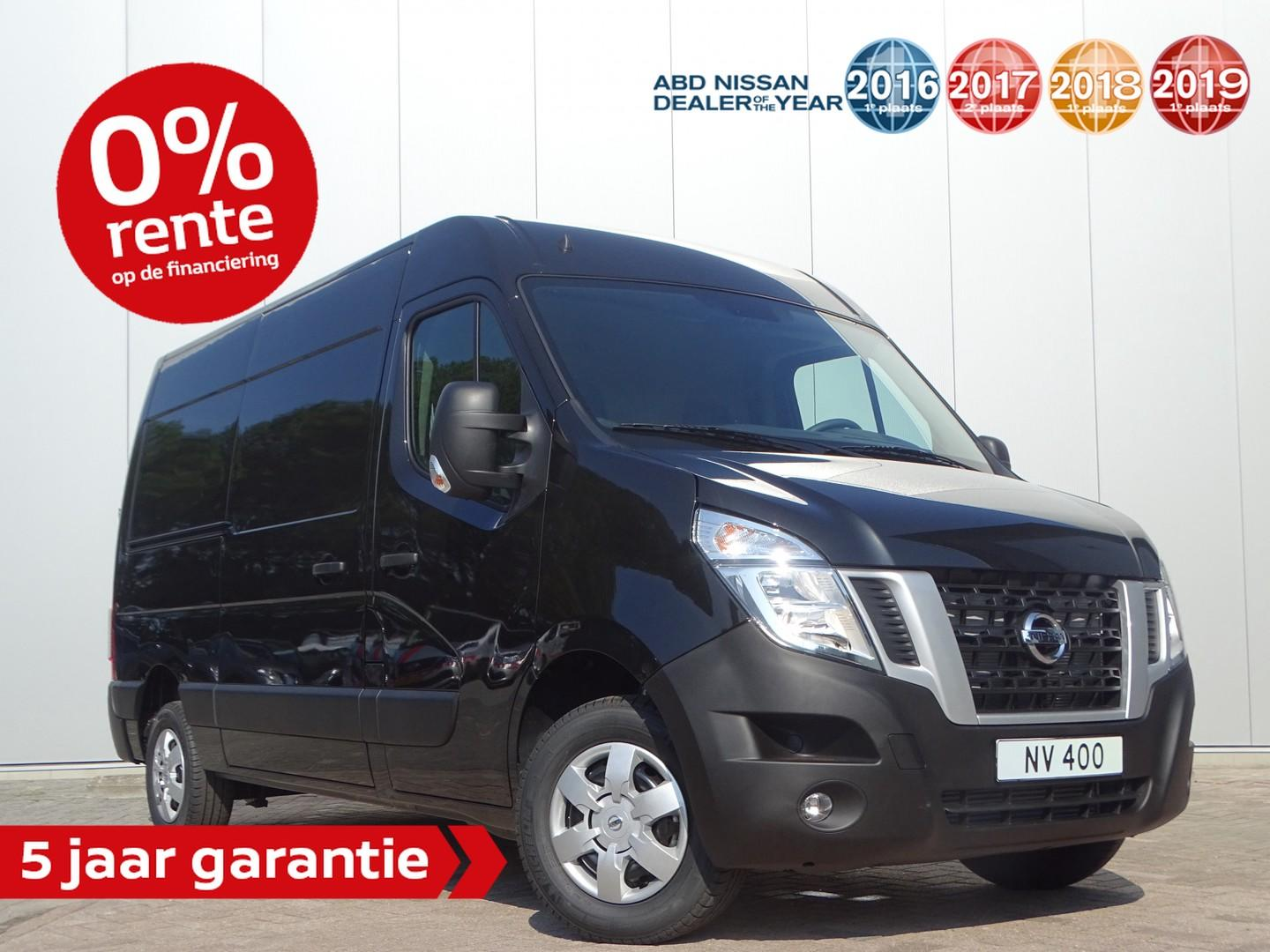 Nissan Nv400 2.3 dci l2h2 130pk optima €8.200,- euro korting!