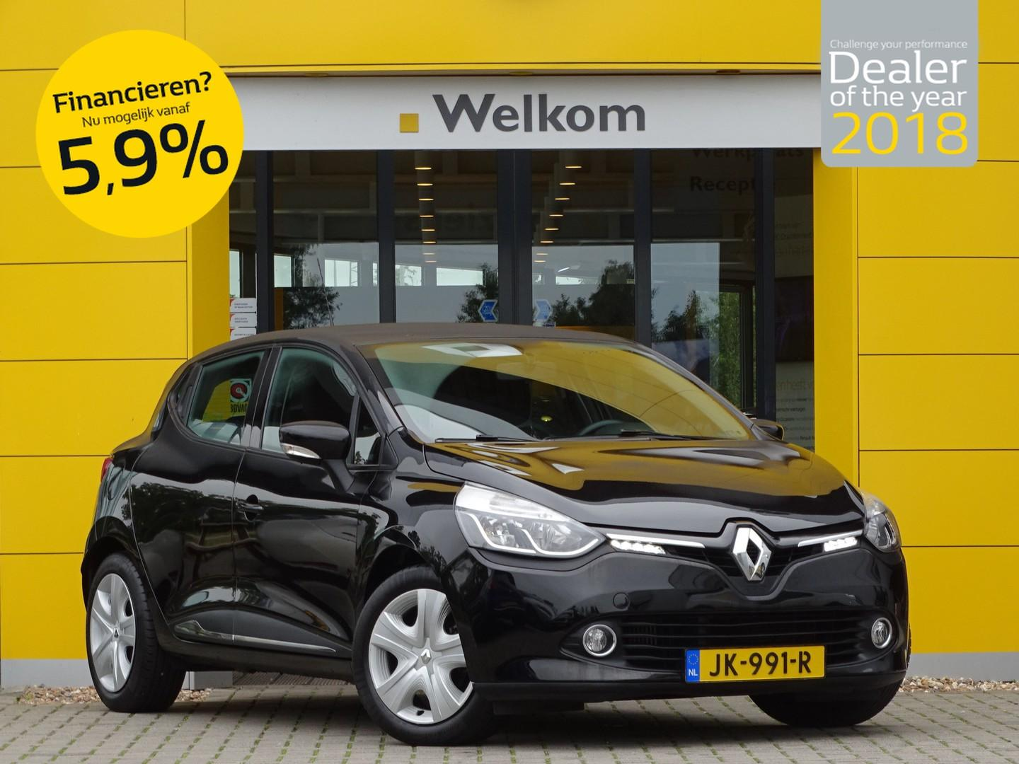 Renault Clio Tce 90pk expression