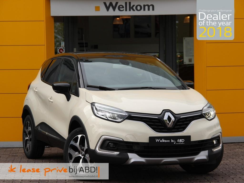 Renault Captur Tce 130pk intens private lease prijs