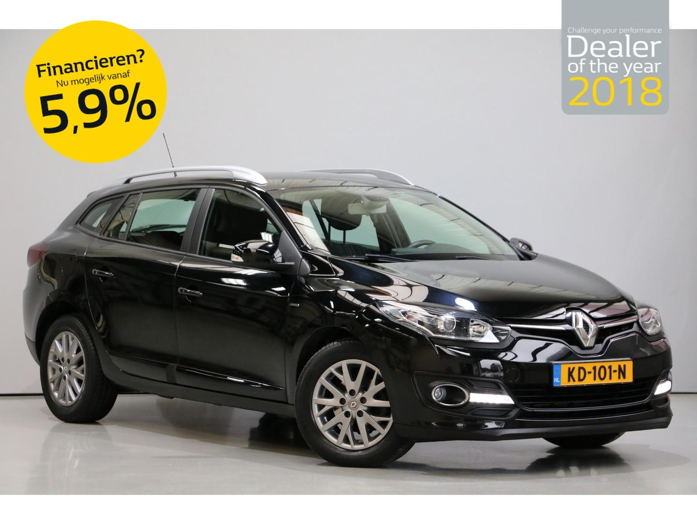 Renault Mégane Estate 1.5 dci 110pk limited