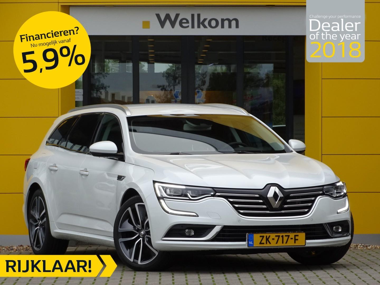 Renault Talisman estate 1.7 blue dci 120pk intens normaal rijklaar € 44.850,- nu rijklaar € 38.950