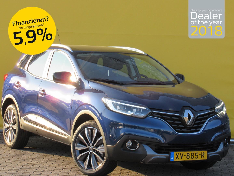 Renault Kadjar Tce 130pk bose normaal rijklaar € 34.700,- nu rijklaar € 29.900,-