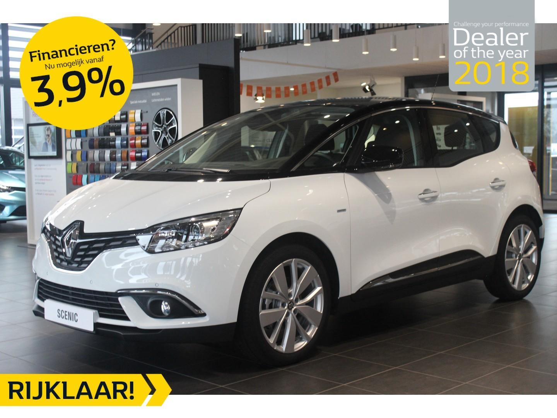 Renault Scénic Tce 115pk limited normaal rijklaar € 32.900,- nu rijklaar € 30.299,-