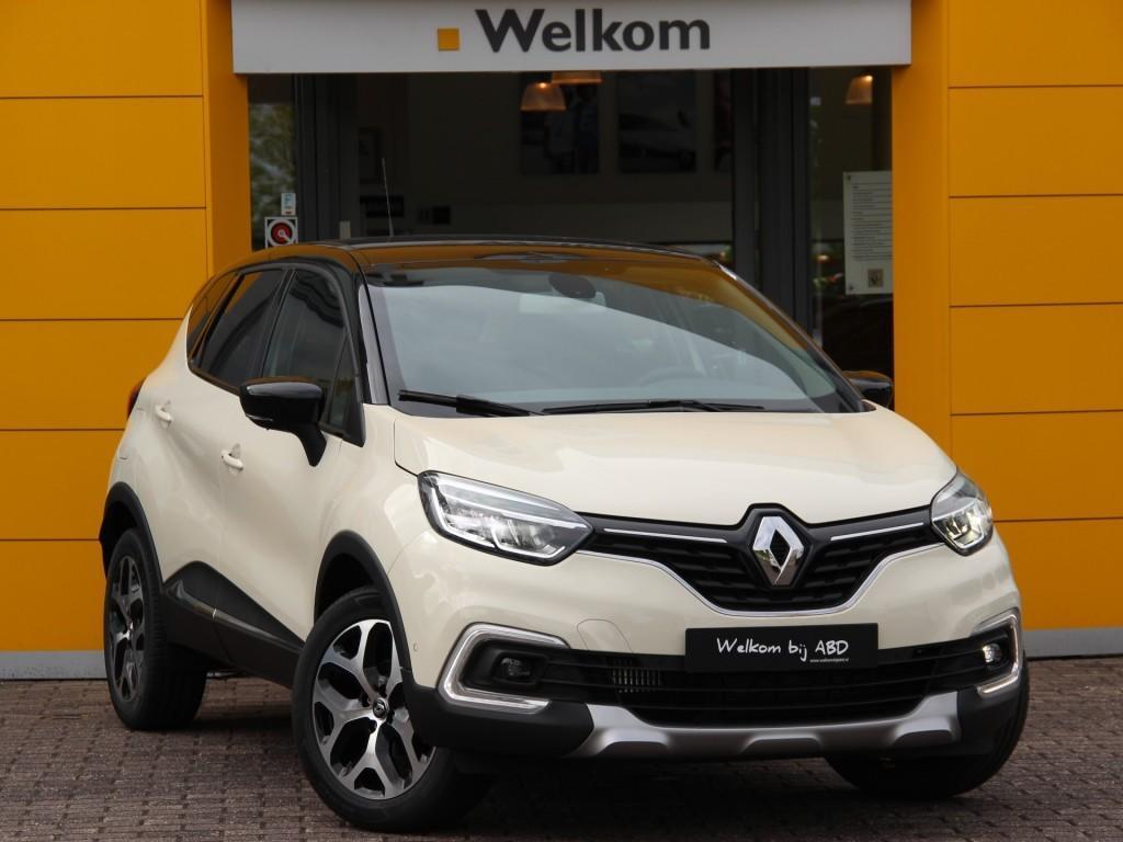 Renault Captur Tce 90pk intens normaal rijklaar 25.725,- nu rijklaar 22.925,-
