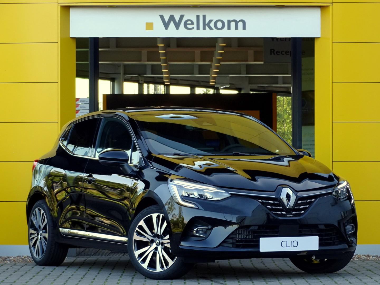 Renault Clio 1.3 tce initiale paris edc automaat