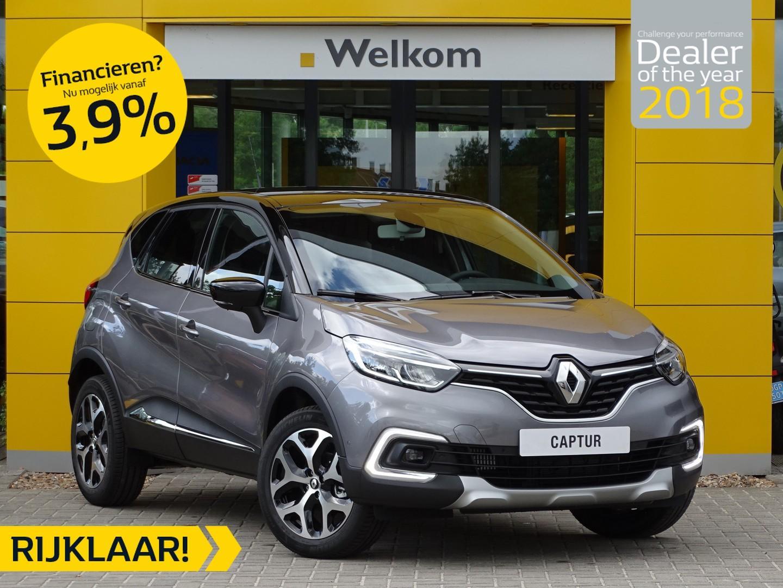Renault Captur Tce 90pk intens normaal rijklaar 25.895,- nu rijklaar 22.995,-