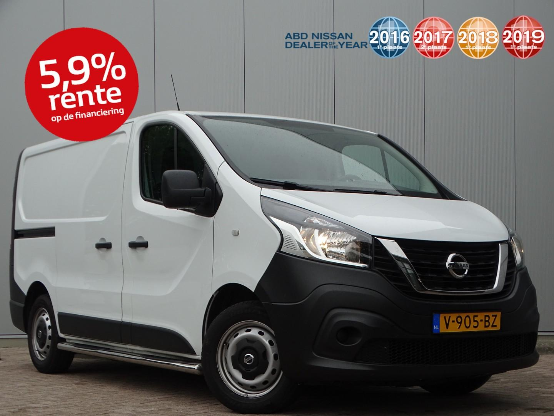 Renault Trafic Nissan nv300 dci 95pk l1h1 acenta 5 jaar fabrieksgarantie!