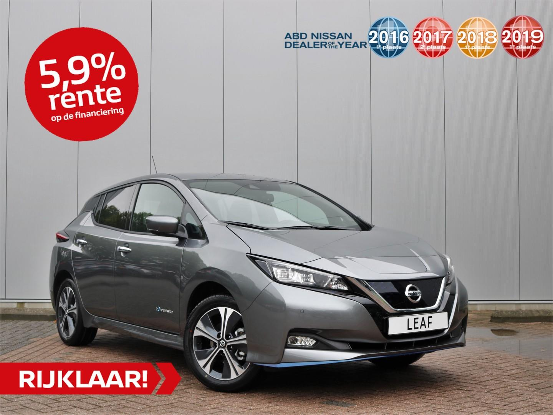 Nissan Leaf 3.zero limited edition 62 kwh