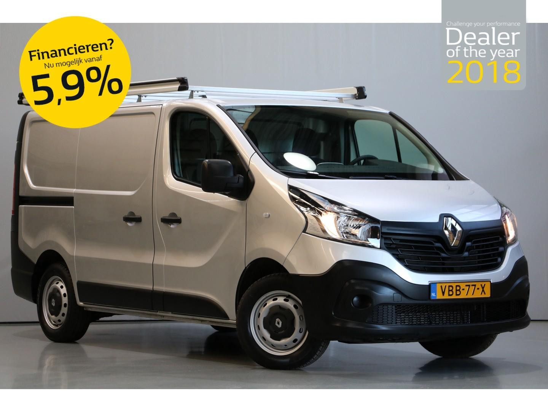 Renault Trafic 1.6 dci t27 l1h1 comfort