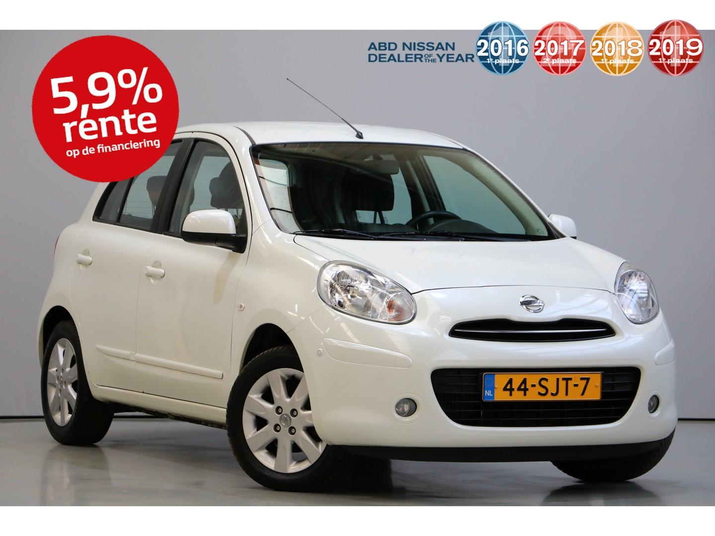 Nissan Micra 1.2 dig-s 98pk connect edition