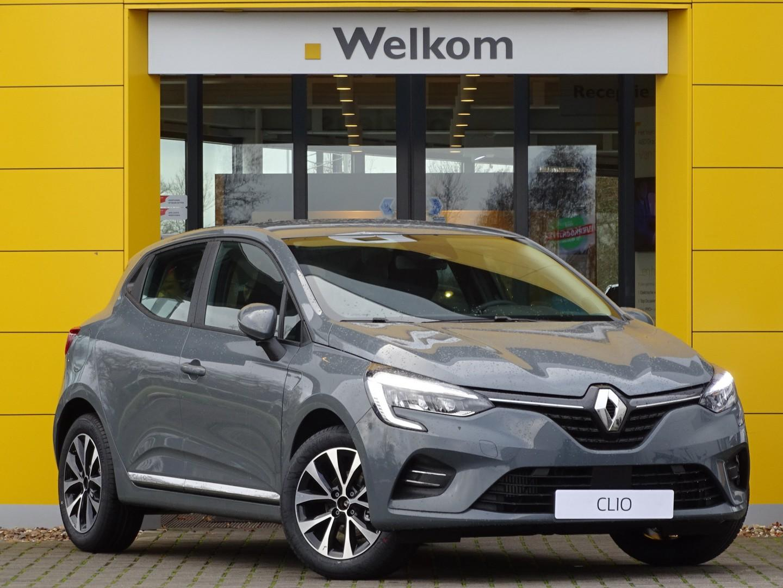 Renault Clio Tce 100pk zen nu rijklaar 20.950,-