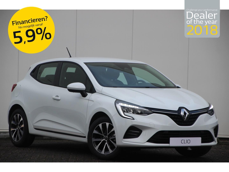 Renault Clio 100 pk tce zen rijklaar 20.595,-