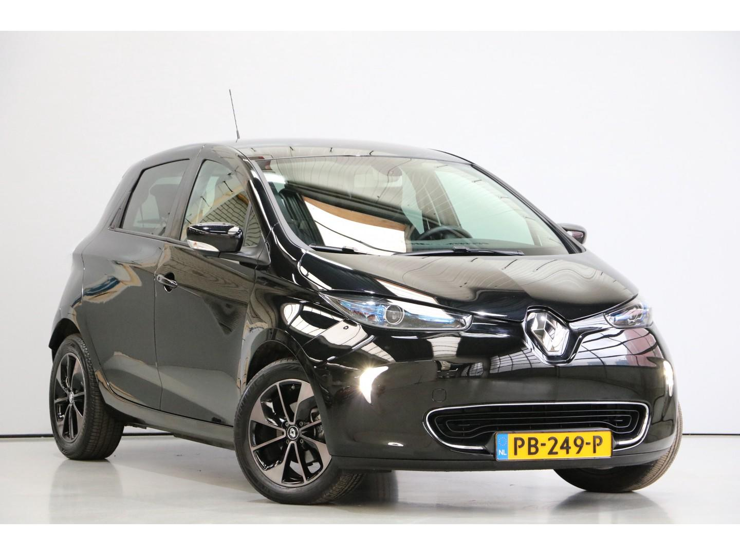 Renault Zoe R90 intens 41kwh marge auto