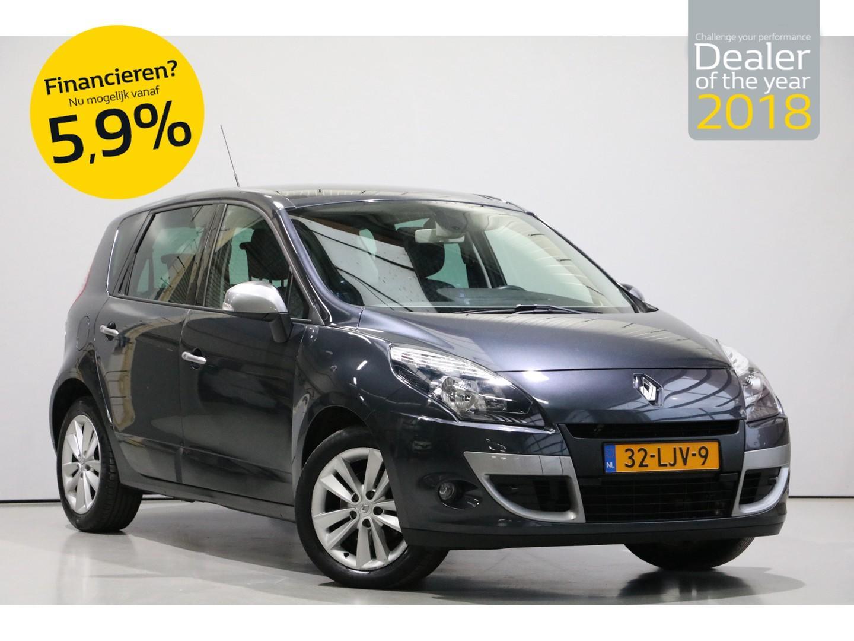 Renault Scénic 2.0-16v 140pk cvt/aut. celsium