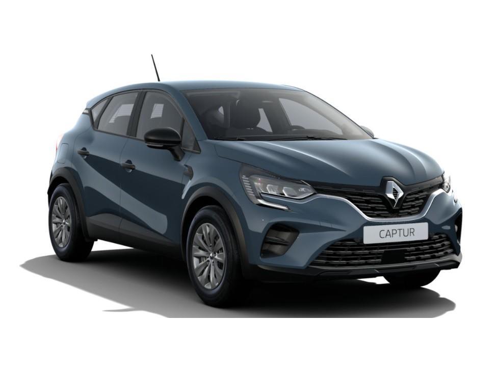 Renault Captur 1.0 tce life