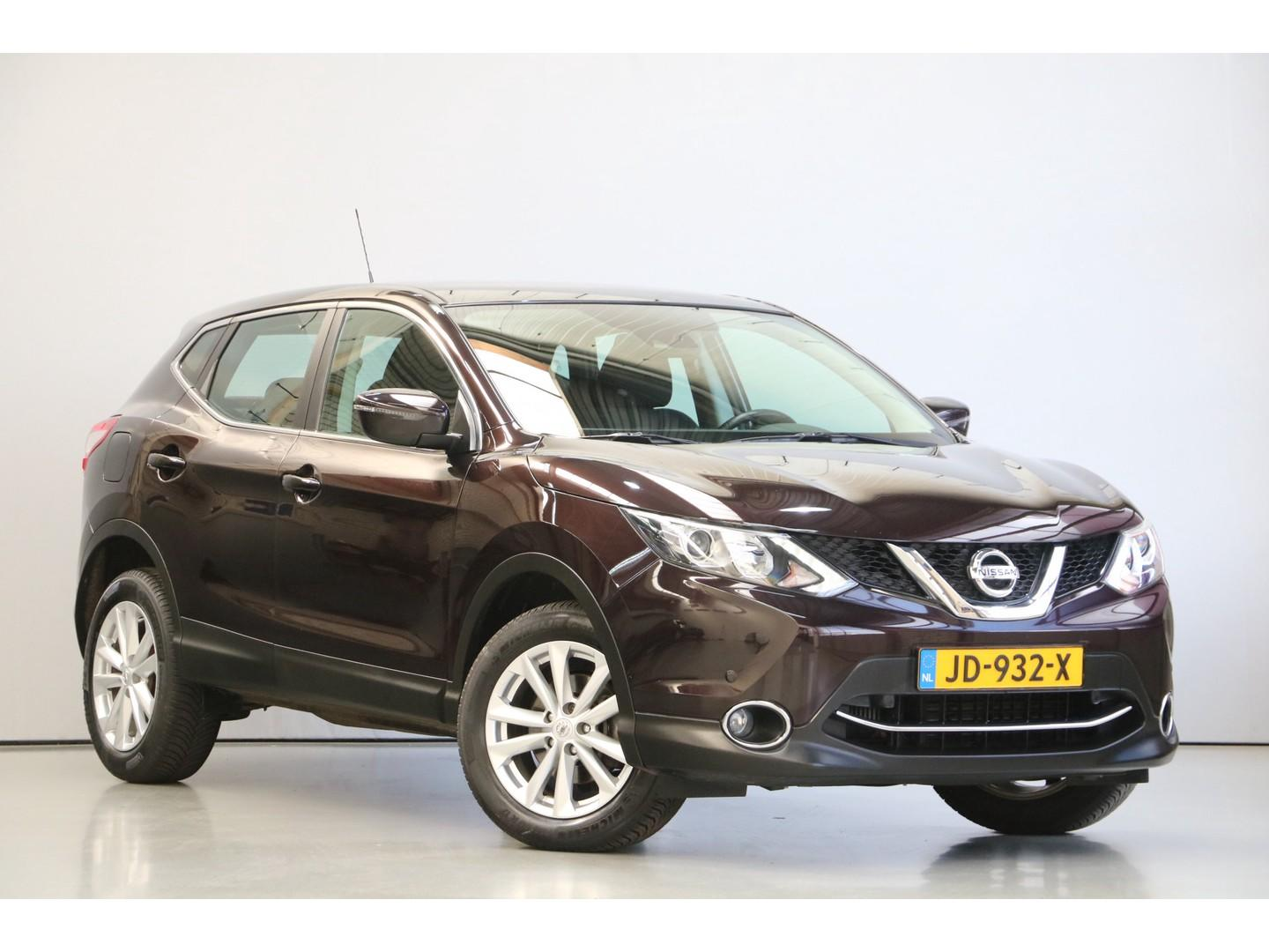 Nissan Qashqai 1.6 dig-t 165pk connect edition