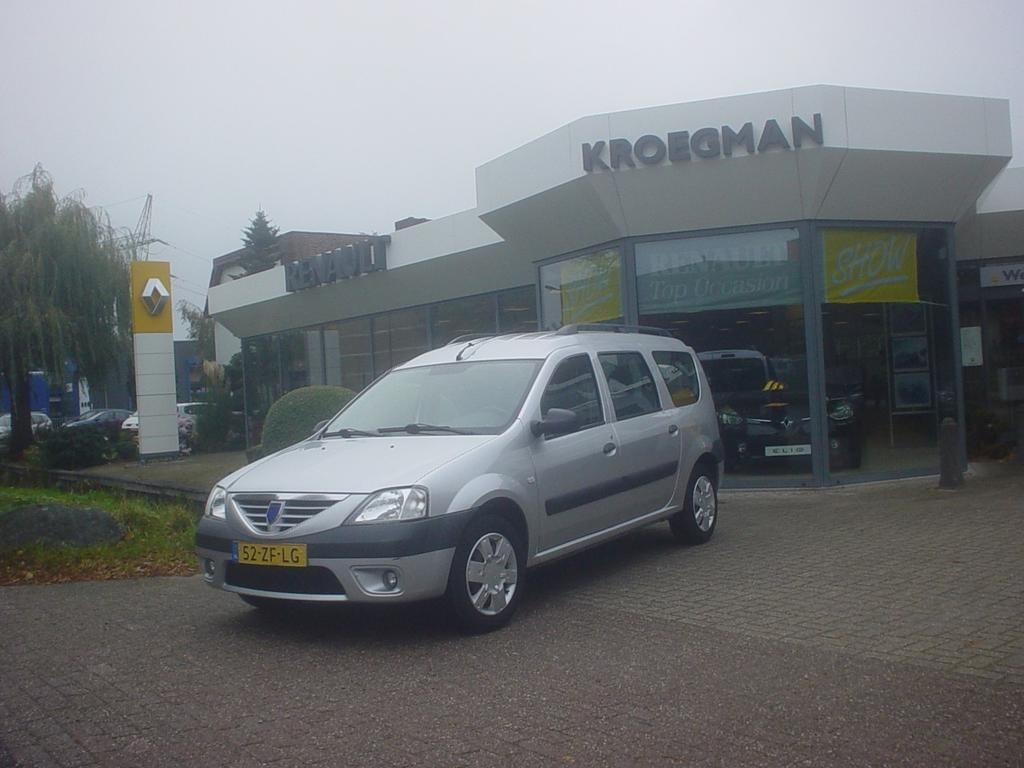 Dacia Logan 1.6 mcv 64kw 5p lauréate