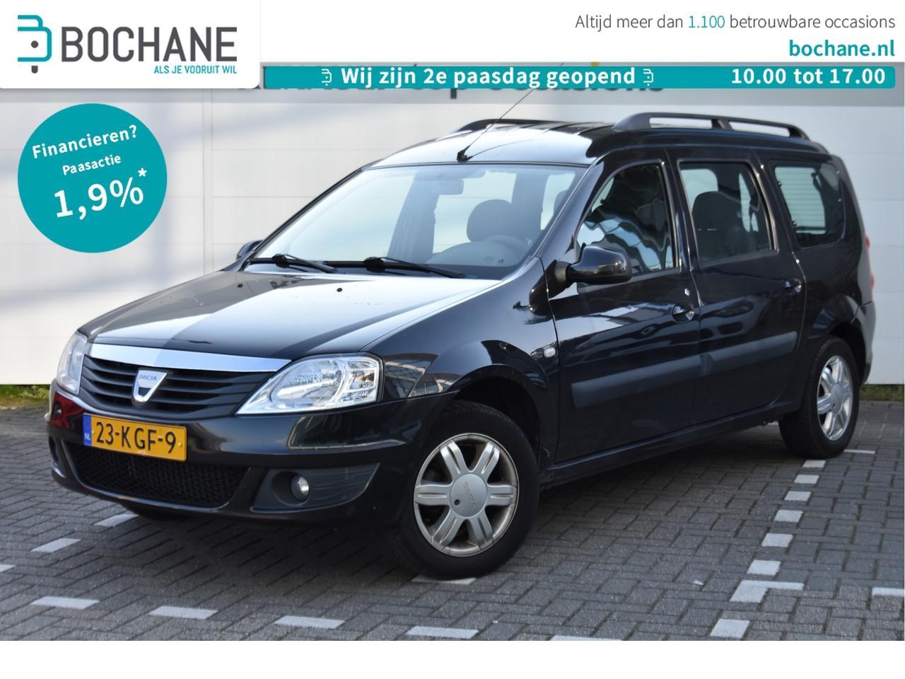 Dacia Logan Mcv 1.6-16v lauréate 7p.