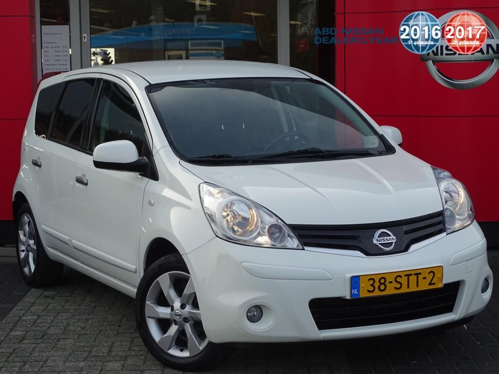 Nissan Note 1.6 life +