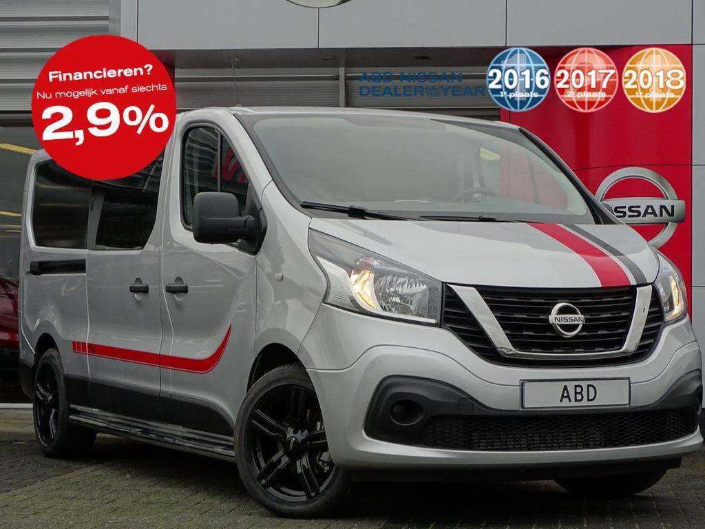 Nissan Nv300 1.6 dci 125pk l2h1 edition 300 dc actie prijs, van €35.450,- nu voor €29.750,-