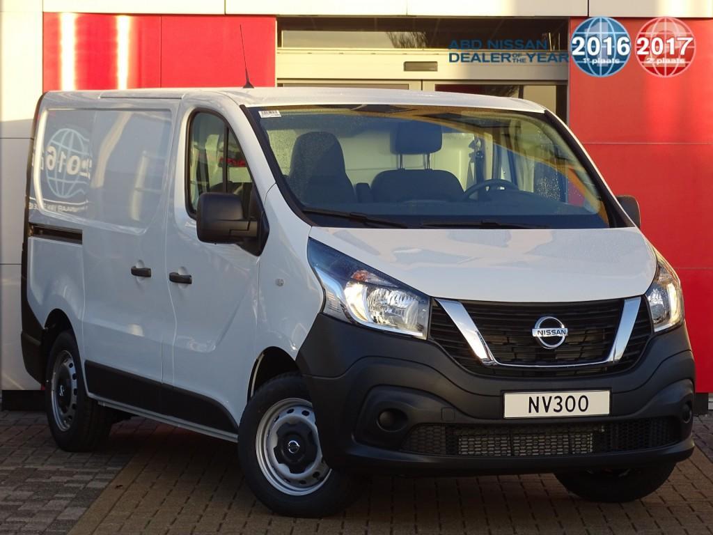 Nissan Nv300 1.6 dci 95 l1h1 acenta actie prijs, van €24.295,- nu voor €19.450,-