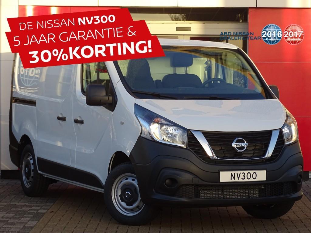 Nissan Nv300 1.6 dci 95 l1h1 acenta actie prijs, van €24.295,- nu voor €18.750,-