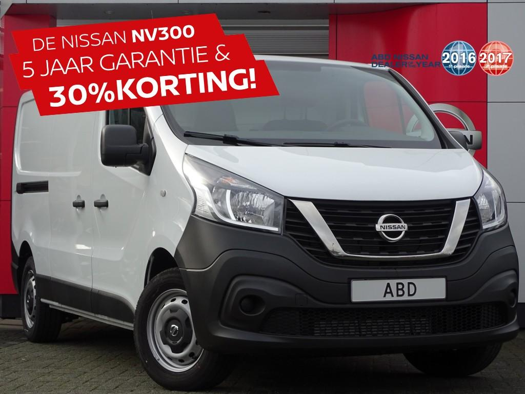 Nissan Nv300 Dci 120pk l2h1 acenta normaal rijklaar 26.000,- , nu rijklaar €18.900,-