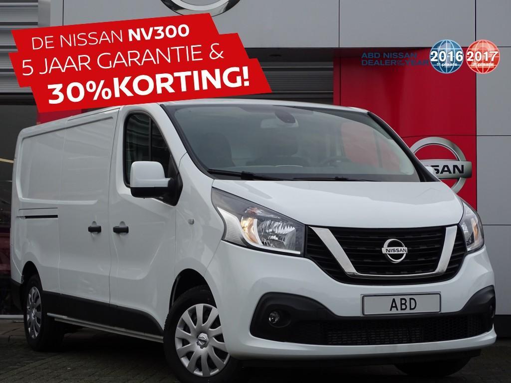 Nissan Nv300 Dci 120pk l2h1 optima normaal rijklaar €27.750,- , nu rijklaar €20.950,-