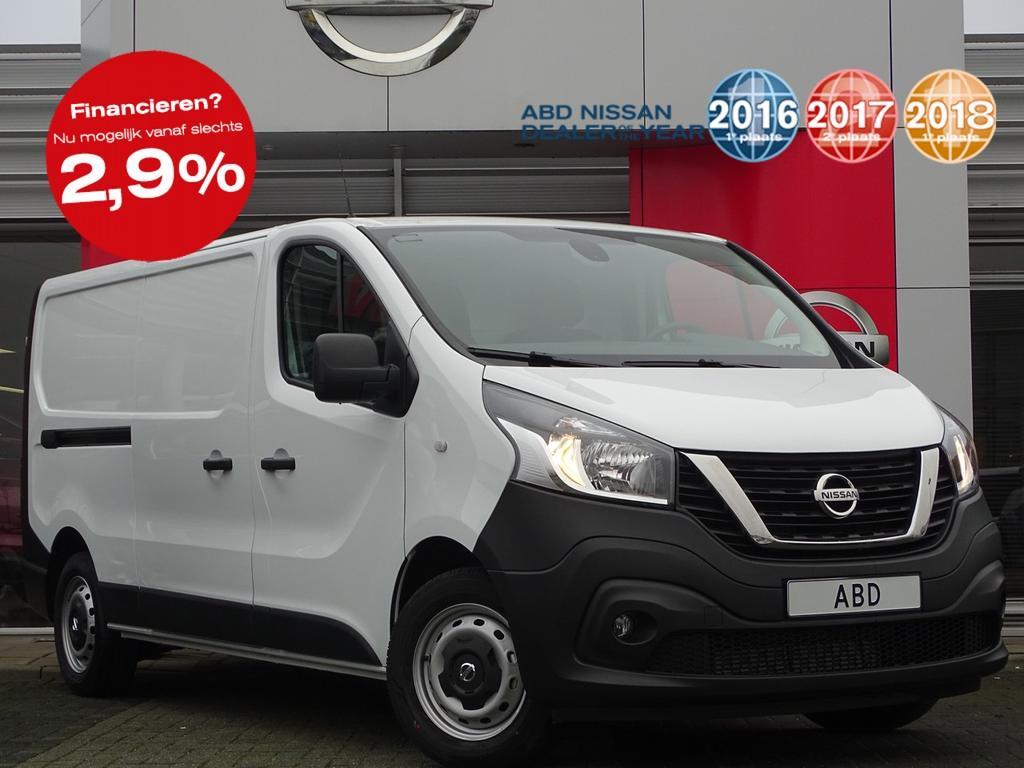 Nissan Nv300 Dci 125pk l2h1 acenta actie prijs, normaal rijklaar €26.500,- ex. , nu rijklaar €18.950,-