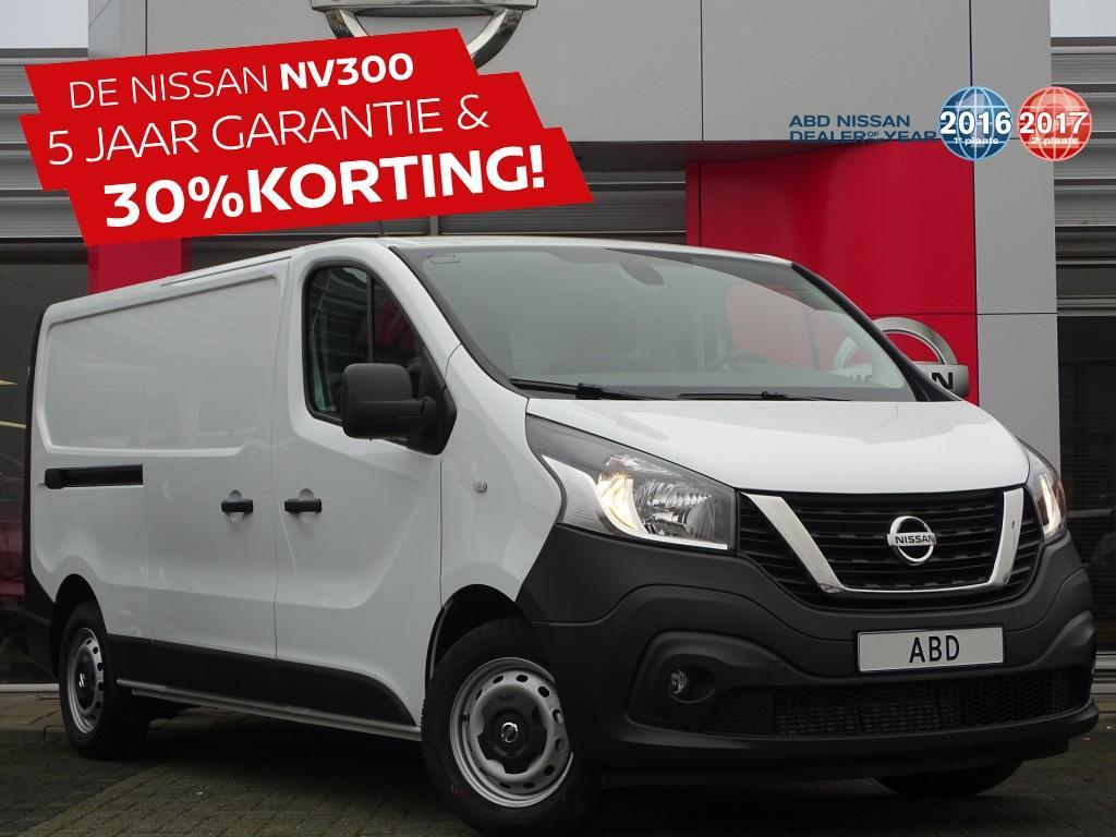 Nissan Nv300 Dci 125pk l2h1 acenta normaal rijklaar €28.595,- ex. , nu rijklaar €21.995,- ex.