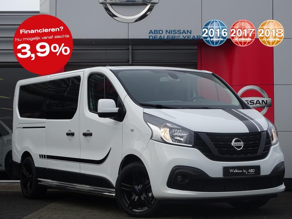 Nissan Nv300 Dci 125pk l2h1 edition 300 dc normaal rijklaar €35.450,- , nu rijklaar €28.450,-