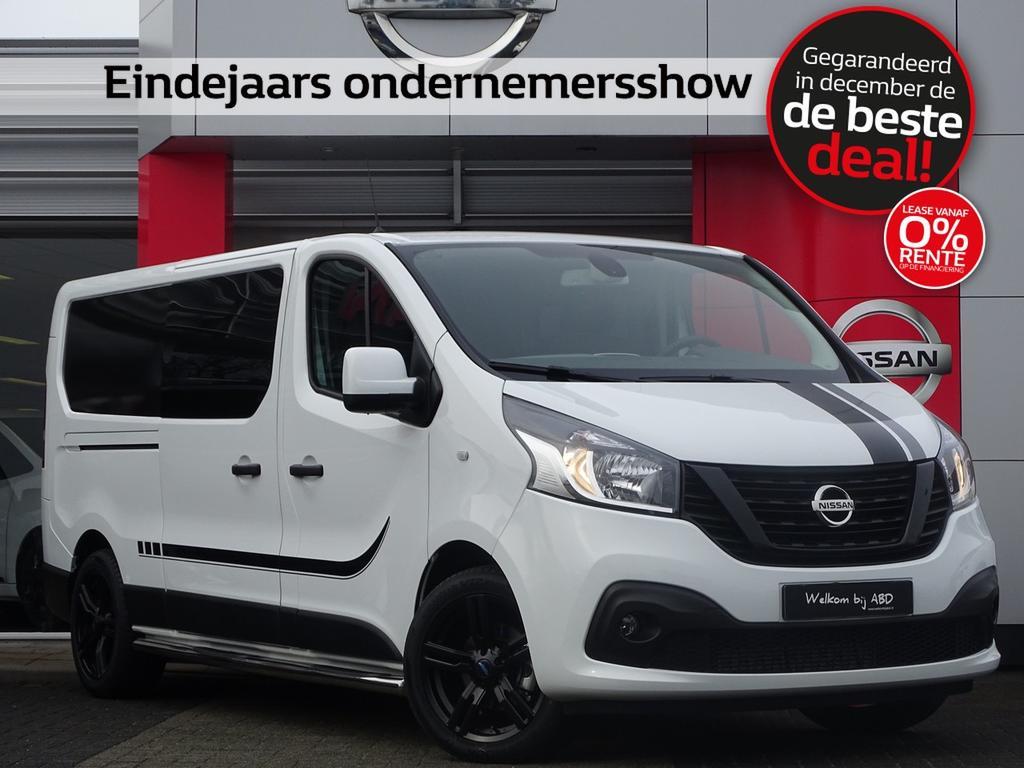 Nissan Nv300 Dci 125pk l2h1 edition 300 dubbele cabine normaal rijklaar €35.450,- , nu rijklaar €28.450,-