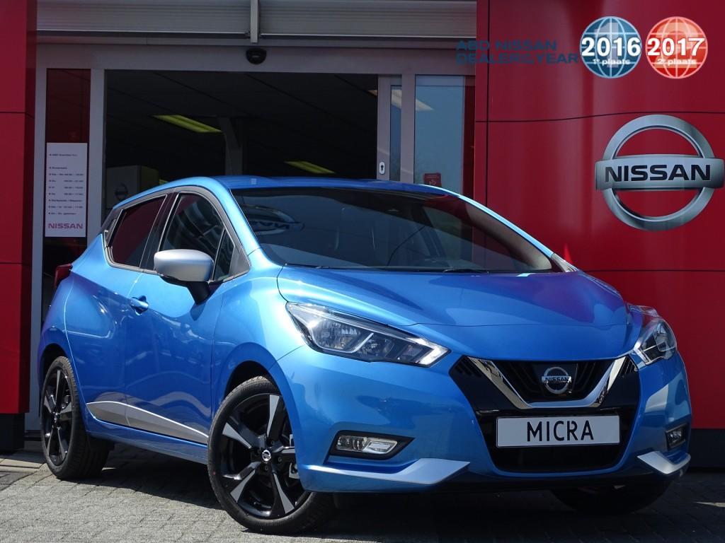 Nissan Micra 0.9 ig-t tekna