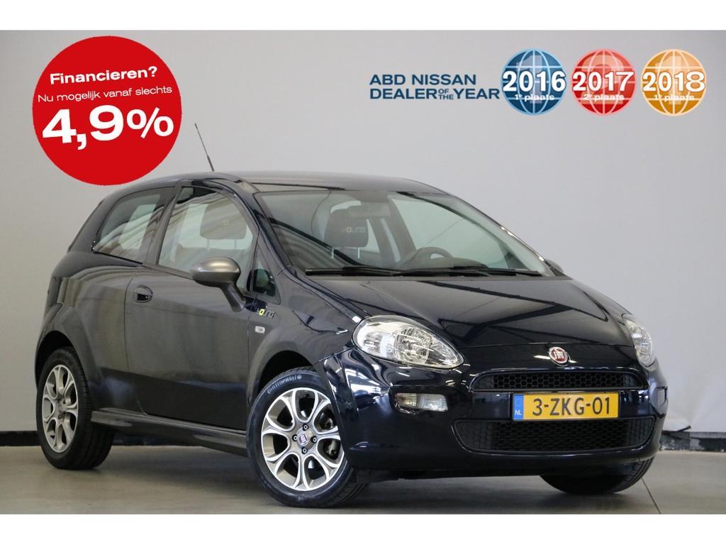 Fiat Punto evo 0.9 100pk twinair young