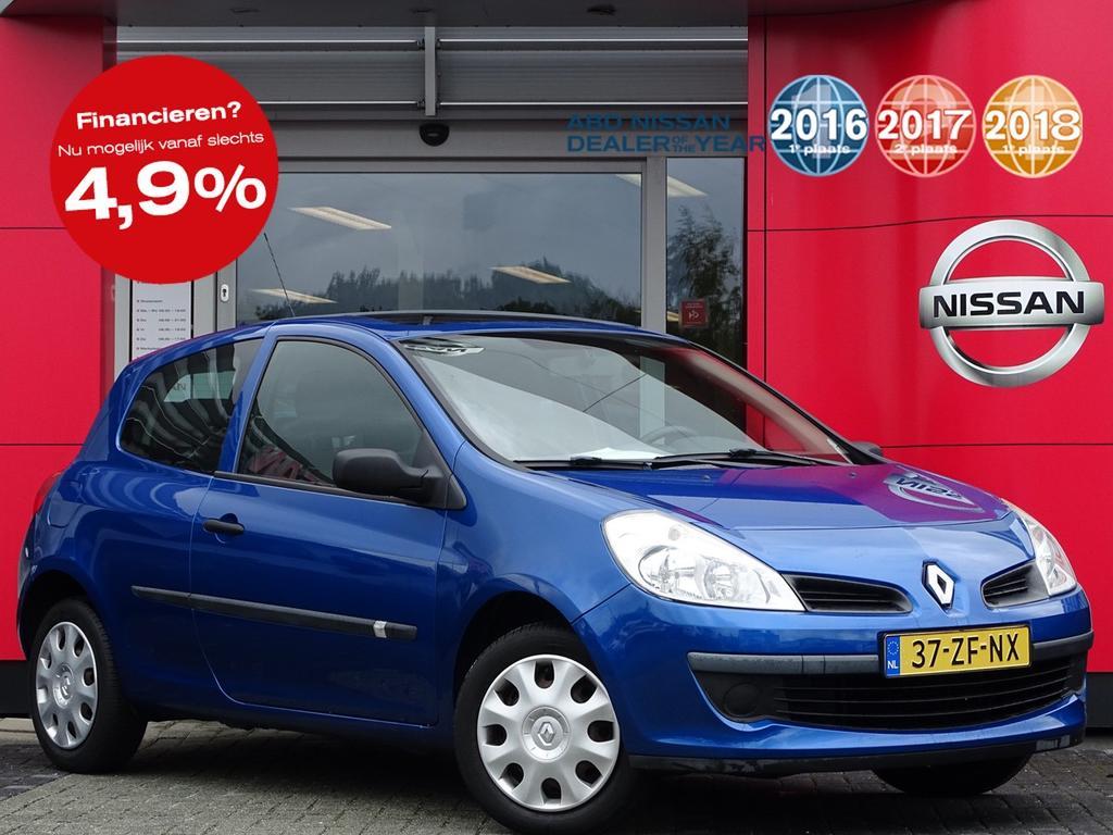 Renault Clio 1.2-16v 75pk expression