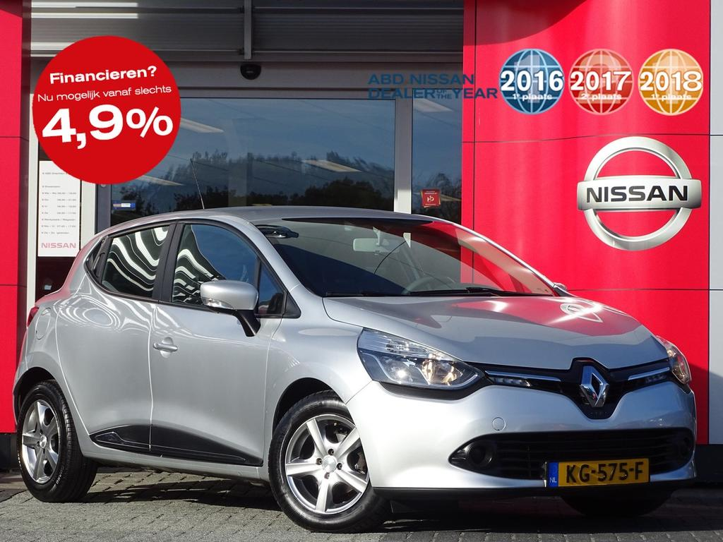 Renault Clio 1.5 dci 90pk night & day