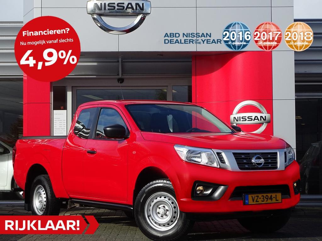 Nissan Navara 2.3 dci king cab