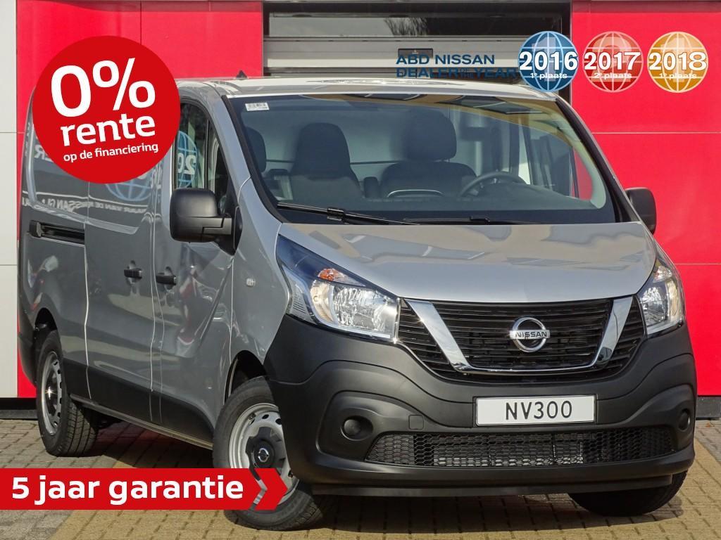 Nissan Nv300 1.6 dci 120 l2h1 acenta actie prijs, van €26.500,- nu rijklaar voor €18.750,-