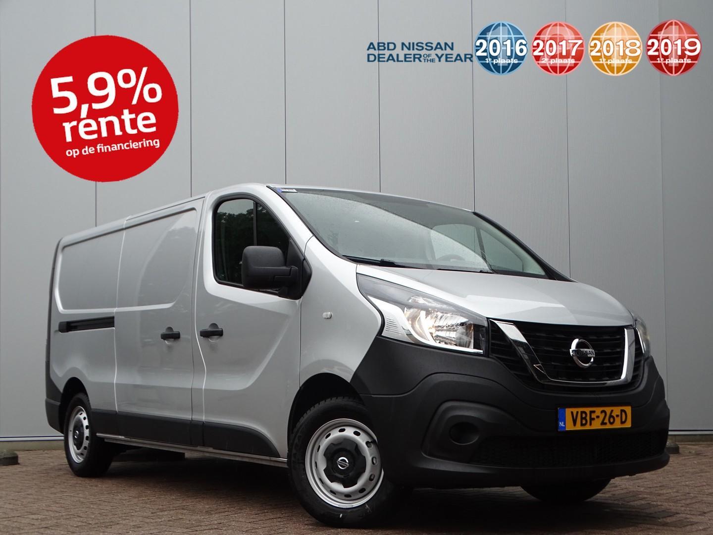 Nissan Nv300 1.6 dci 120 l2h1 acenta actie prijs, van €27.500,- nu rijklaar voor €17.450,-